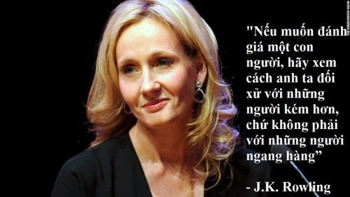 """Me de"" Harry Potter - J.K. Rowling:"