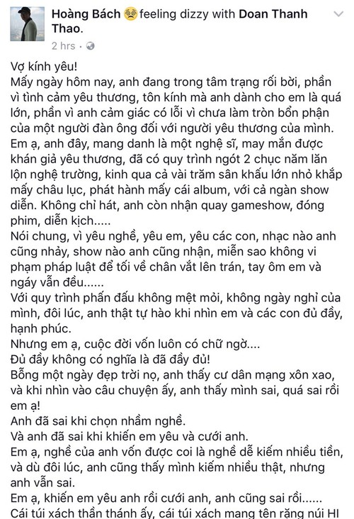 "Hoang Bach ""ninh"" vo kem da xeo Ngoc Trinh chuyen chiec tui-Hinh-2"