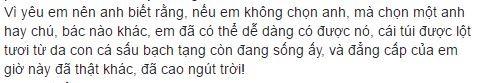 "Hoang Bach ""ninh"" vo kem da xeo Ngoc Trinh chuyen chiec tui-Hinh-4"