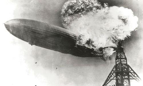 Di tim nguyen nhan khien khi cau khong lo Hindenburg chay rui