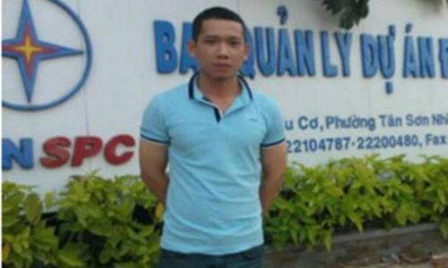 Bat ngo ve nghi pham cuop 2 ti o Vietcombank Tra Vinh