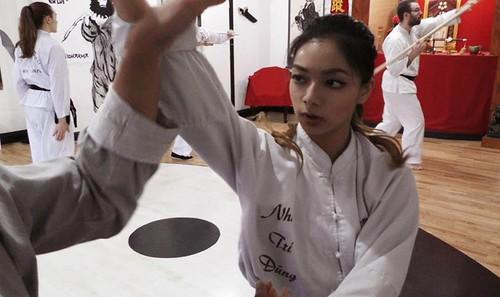 Mon do Vinh Xuan Viet Nam thach dau vo si MMA Trung Quoc-Hinh-3
