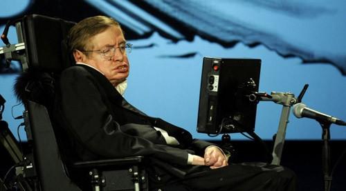 "Stephen Hawking: ""Cuoc song la bi kich neu thieu tieng cuoi""-Hinh-2"