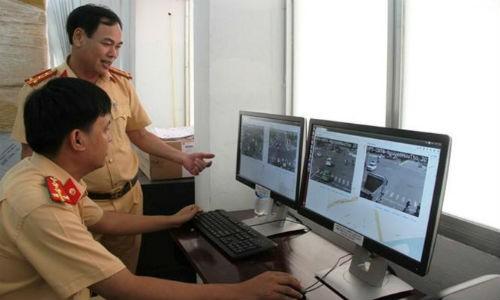 Da Nang cong khai xe vi pham giao thong len Facebook