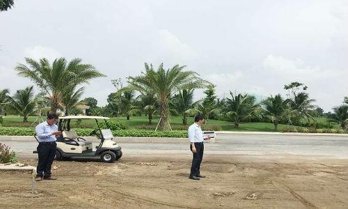 Chu san golf Tan Son Nhat: San sang ung ho viec thu hoi