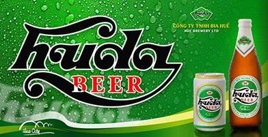 """Tuyt coi"" Huda Beer ""op"" day chai bia Huda len di tich o Hue"