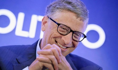 """Bill Gates: """"Dung bao gio so sanh ban voi nguoi khac''-Hinh-2"""