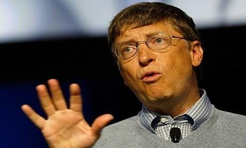 """Bill Gates: """"Dung bao gio so sanh ban voi nguoi khac''"""