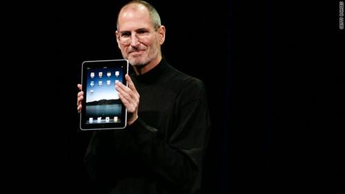 Vi sao Steve Jobs khong cho con su dung iPhone?