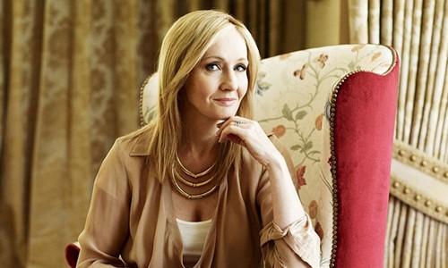 "Nha van J.K. Rowling: ""Khong the song ma tranh duoc that bai"""