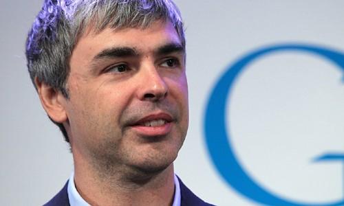 "Vi sao ty phu Larry Page quyet tam sang lap ""de che"" Google?"