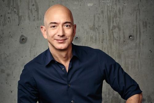 "Ty phu Jeff Bezos: ""Phai lieu linh de don nhan that bai"""