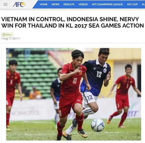 Bao the gioi me man U22 Viet Nam, tho o Thai Lan-Hinh-2