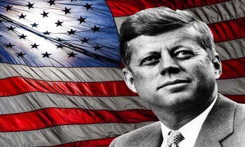 """Tong thong John F. Kennedy: """"Rap khuon la cai tu cua tu do"""""""