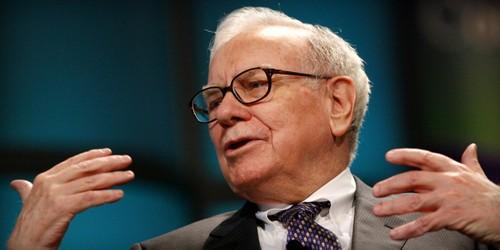 """Ty phu Warren Buffett: """"Dung lam qua nhieu dieu sai"""""""
