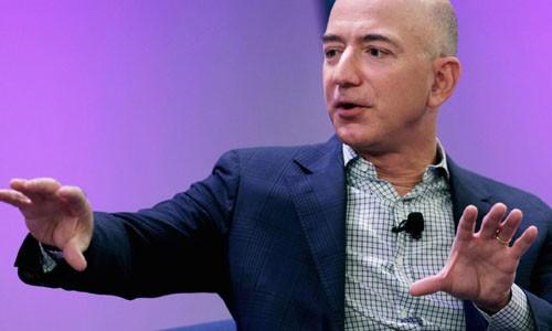 "Ty phu Jeff Bezos: ""Hay tim ra diem manh cua chinh minh""-Hinh-2"