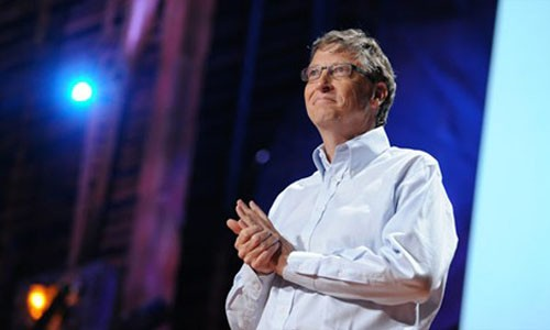 Vi sao ty phu Bill Gates kien quyet noi khong voi iPhone?