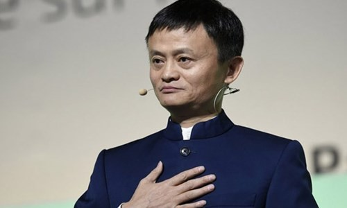 "Jack Ma: ""Kiem tien rat don gian, tieu tien the nao moi kho"""