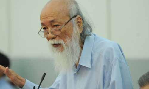 Thay Van Nhu Cuong qua doi: Nu cuoi da tat va nhung dieu con mai