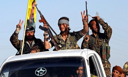 "Wayne White: ""Quan doi tai Syria, Iraq co the danh bai IS"""