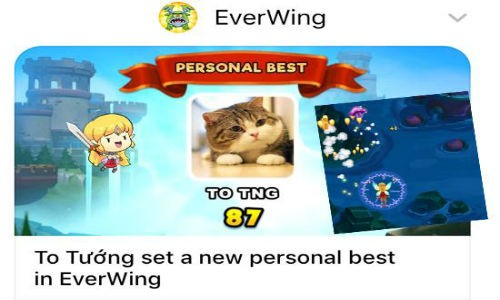 Huong dan chan loi moi choi game Everwing tren Facebook