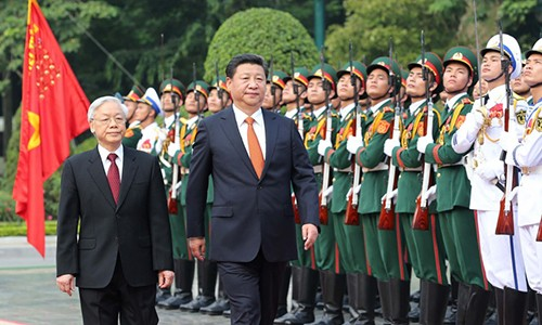 Ong Lang Duc Quyen: Quan he Viet-Trung ngay cang sau sac hon