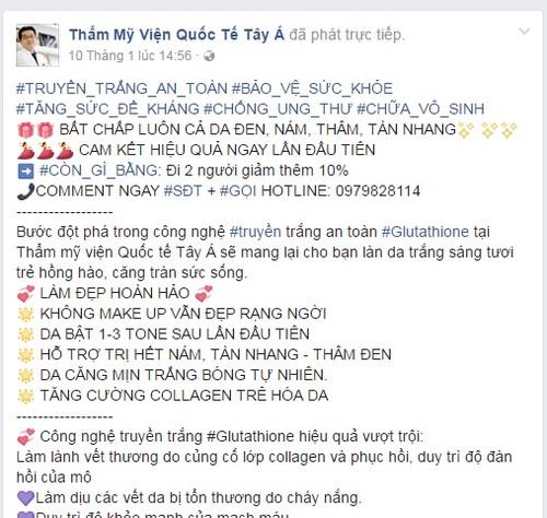 "TMV Quoc te Tay A bi ""so gay"" vi quang cao ""lao""?-Hinh-2"