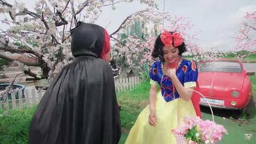 Le Kieu Nhu noi gi khi bi to lam clip spiderman elsa tren youtube?-Hinh-3