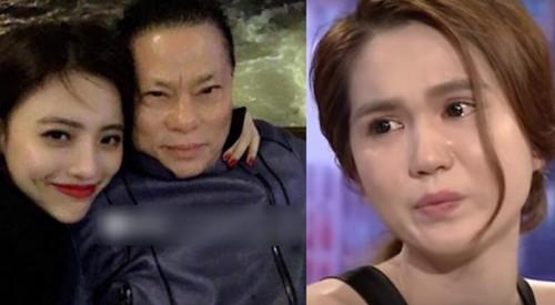 Ty phu Hoang Kieu lo anh tinh tu ben Ngo Lan Anh