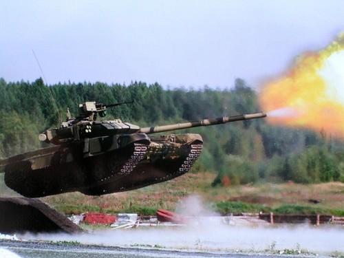 Uralvagonzavod xac nhan Viet Nam muon mua xe tang T-90-Hinh-2