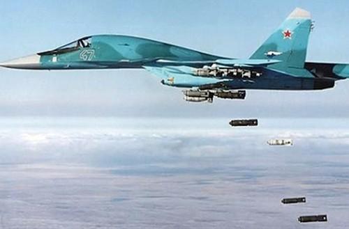 Nga: Lien Xo chua bao gio ban bom HAB-250 cho Syria