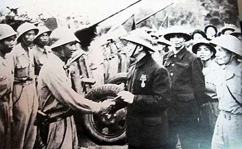 Giai ma phao binh Viet Nam trong tran Dien Bien Phu (1)
