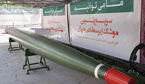 Iran bat ngo ban thu ngu loi nhanh nhat the gioi