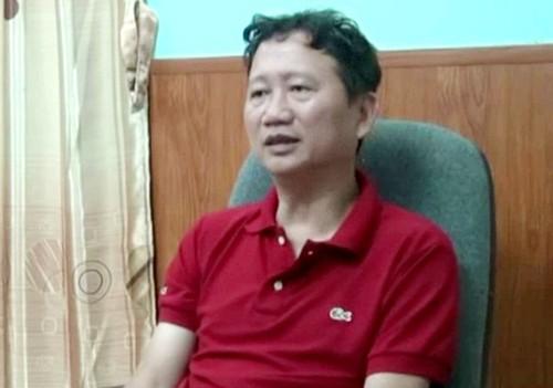 Video: Trinh Xuan Thanh lan dau len tieng ly do ve nuoc dau thu