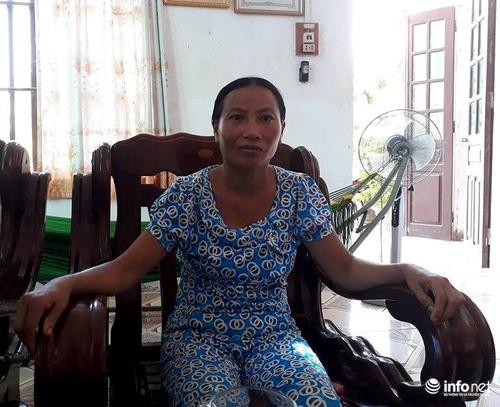 "Thanh Hoa: Vo can bo xa ""di nham"" danh sach ho ngheo...nha khac-Hinh-2"