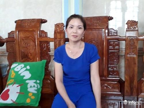 "Thanh Hoa: Vo can bo xa ""di nham"" danh sach ho ngheo...nha khac-Hinh-3"