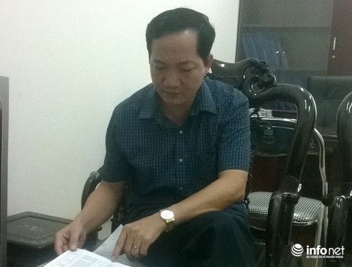 "Thanh Hoa: Vo can bo xa ""di nham"" danh sach ho ngheo...nha khac-Hinh-5"