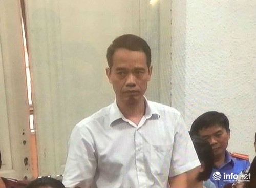 "Dai an OceanBank: Dai dien Ngan hang Nha nuoc lien tuc ""ne"" luat su"