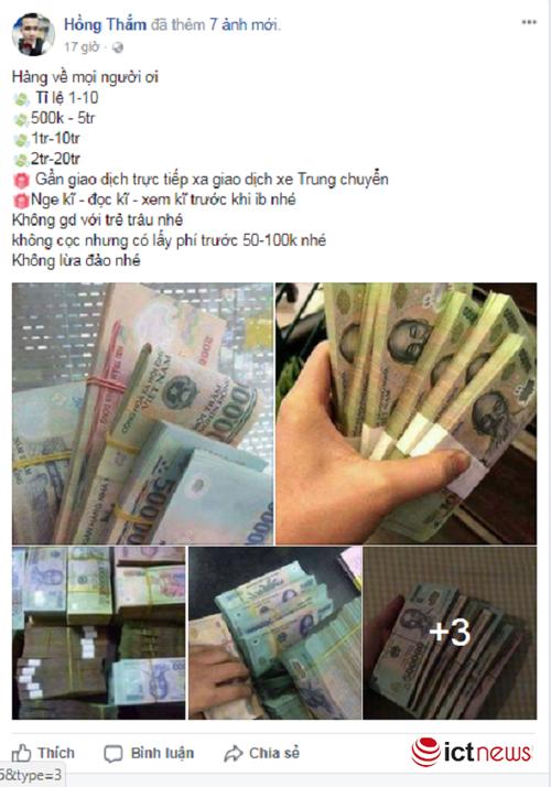 Kinh hoang: Mua tien gia tren Facebook de nhu… mua rau-Hinh-5