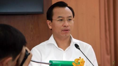 Uy ban KTTW: Vi pham cua Bi thu Da Nang Nguyen Xuan Anh nghiem trong