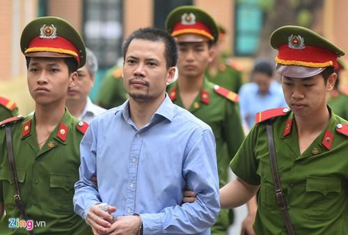 LS de nghi tra tu do cho em ho Nguyen Xuan Son