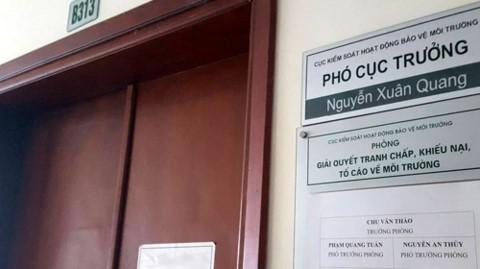 "Pho Cuc truong mat trom khang dinh ""khong co phong bi trong KS"""