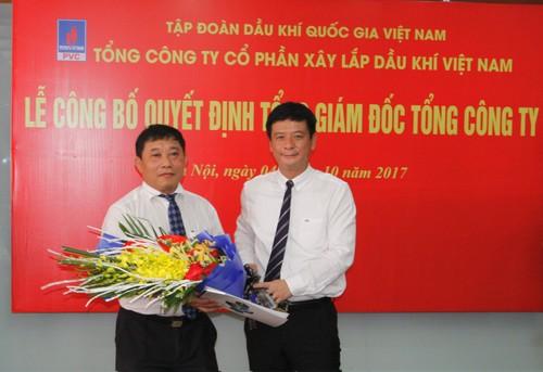 PVC dinh chi chuc vu TGD Nguyen Anh Minh, cu nguoi thay ngay