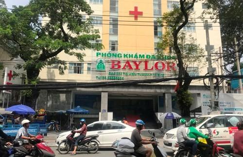 "Lo hang loat sai pham cua PKDK BAYLOR thu gan 60 trieu ""chua cau nho"""