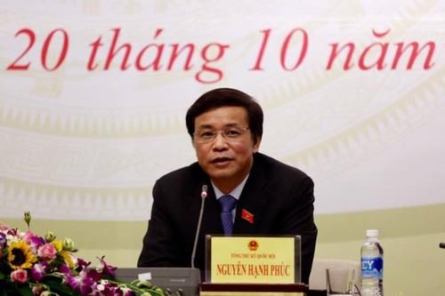Dang xem xet de nghi bai mien tu cach DBQH Phan Thi My Thanh