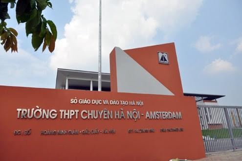 Truong chuyen Ha Noi - Amsterdam se chan chinh moi hien tuong sai pham