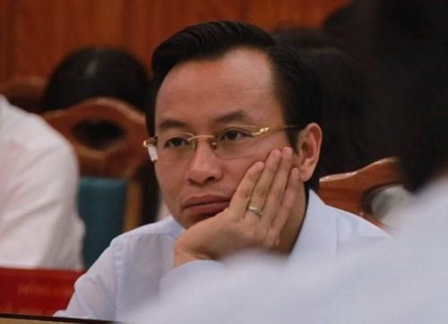 Xu ly chuc vu con lai cua ong Nguyen Xuan Anh the nao?