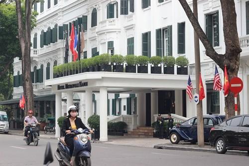 Ha Noi san sang don Tong thong Donald Trump-Hinh-3