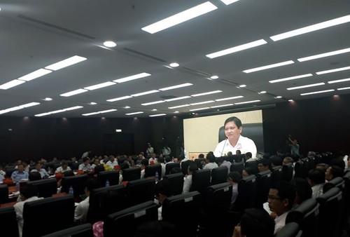 Vi sao ong Nguyen Xuan Anh vang mat phien hop HDND TP?