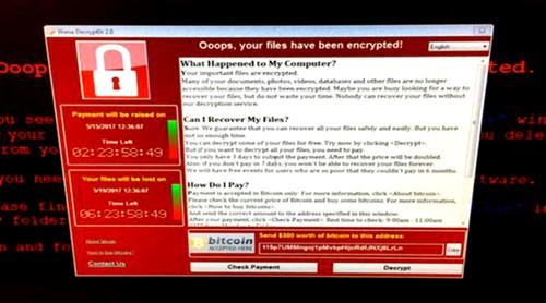 Vi sao hacker phat tan WannaCry muon nhan tien chuoc bang Bitcoin?